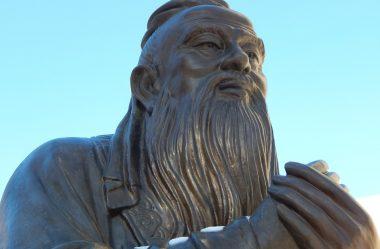 Pilares centrais do pensamento de Confúcio | Medicina Chinesa | Instituto Long Tao